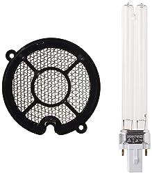 Guardian Technologies GermGuardian EV9LBL EV9LBL UV-C GENUINE Replacement Bulb and TiO2 Disc