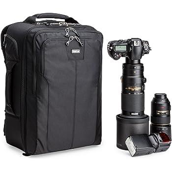 【国内正規品】thinkTANKphoto シンクタンクフォト カメラリュック エアポートアクセレレーター 26.1L PC収納可 ブラック 004896