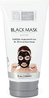Black Mask: Charcoal Infused Peel-Off Mask, 5 oz