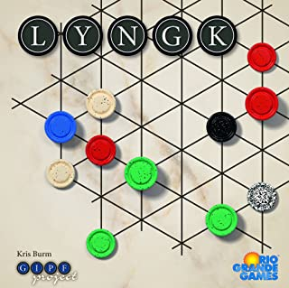 Rio Grande Games Lyngk BOARD Game