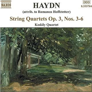 String Quartet in F major, Op. 3, No. 5, Hob.III:17,