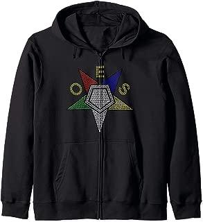 The Masonic Store: OES Star Halloween Gift shirt Zip Hoodie