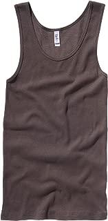 Camiseta de tirantes en canalé para chica/mujer
