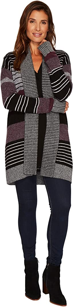 Pendleton - Cozy Stripe Cardigan