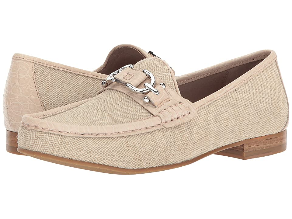 Donald J Pliner Suzy (Natural Canvas) Women