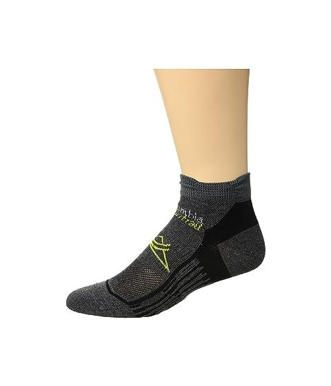 Columbia Trail Running Nilit Breeze Lightweight Low Cut Socks 1-Pack Charcoal Visit Sale Online Best Sale Cheap Price Sale Manchester Great Sale kfJJB