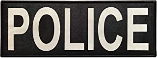 reflective police patch