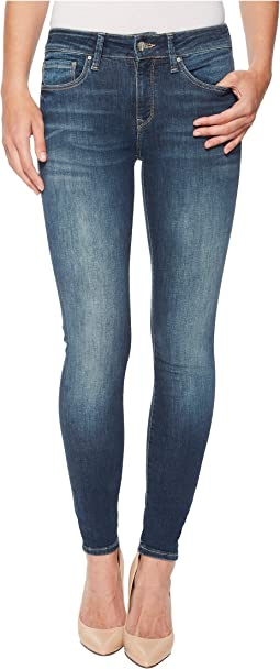 Mavi Jeans - Adriana Midrise Super Skinny in Shaded Tribeca