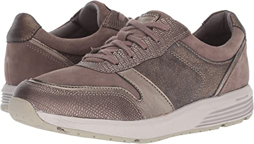 Taupe Iron Leather