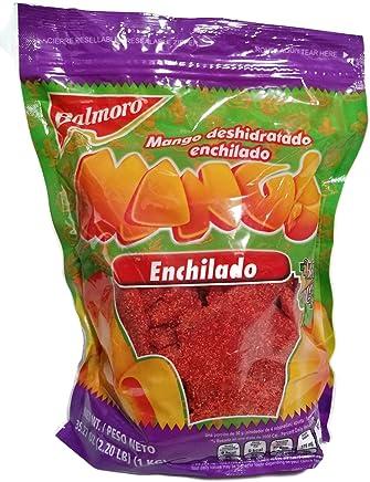 Balmoro Chily Spicy Dehydrated Mango 35.27 Oz (2.2 lb Bag)