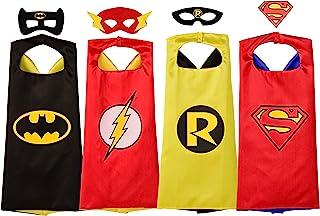 Rubie's - Set de superhéroes con licencia oficial de DC