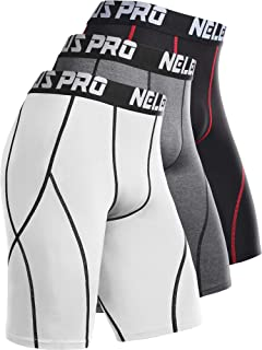 Men's Compression Shorts Pack of 3