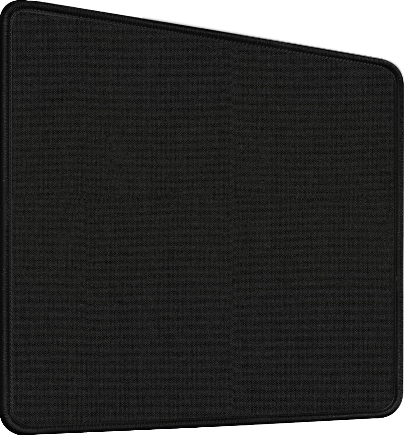 Medium Black Mouse Pad for Wireless Mouse,11.8