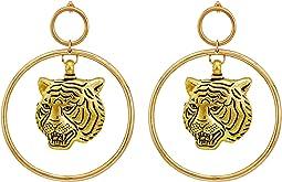 Vanessa Mooney - The Latifah Tiger Earrings