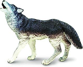 Safari Ltd Wild Safari North American Wildlife Gray Wolf