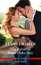 The Italian in Need of an Heir (Cinderella Brides for Billionaires)