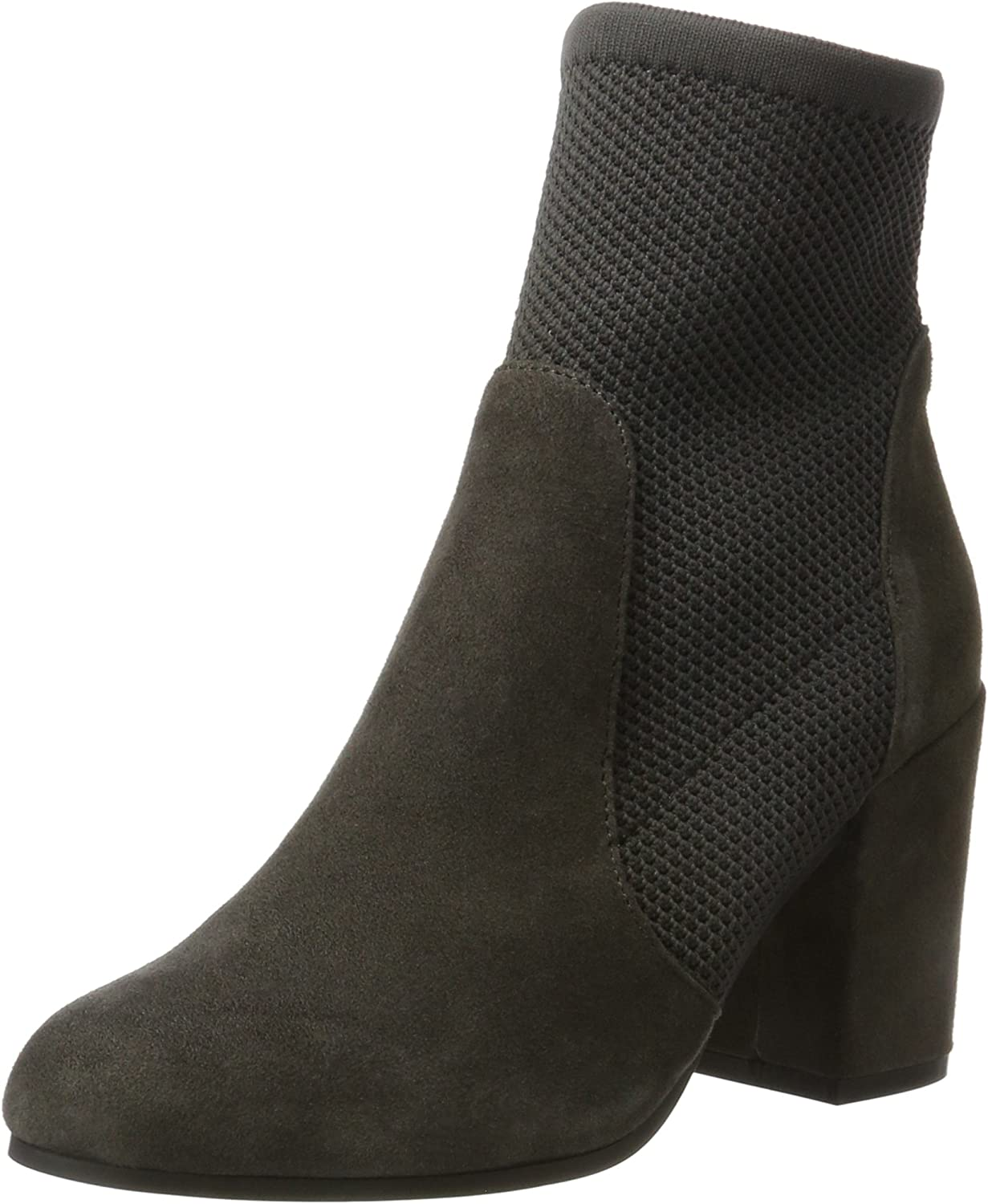 Buffalo Damen 417-0371 Kid Suede Stiefel