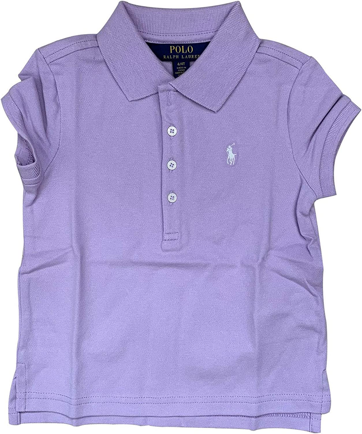bassket.com Licensed Baby/Toddler Girls Cotton Polo Shirt 2019