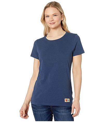 Fjallraven Vardag T-Shirt (Navy) Women