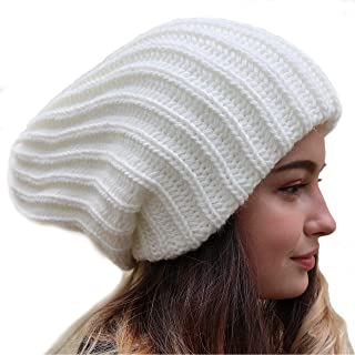 oversized winter hat