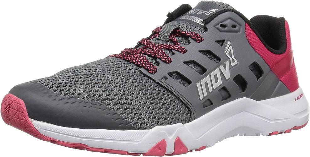 INOV-8 All-Train 215 Chaussures d'entrainement pour Femmes, gris, 38