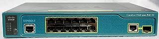 Cisco Catalyst 3560 Series 12 Port PoE Switch, WS-C3560-12PC-S