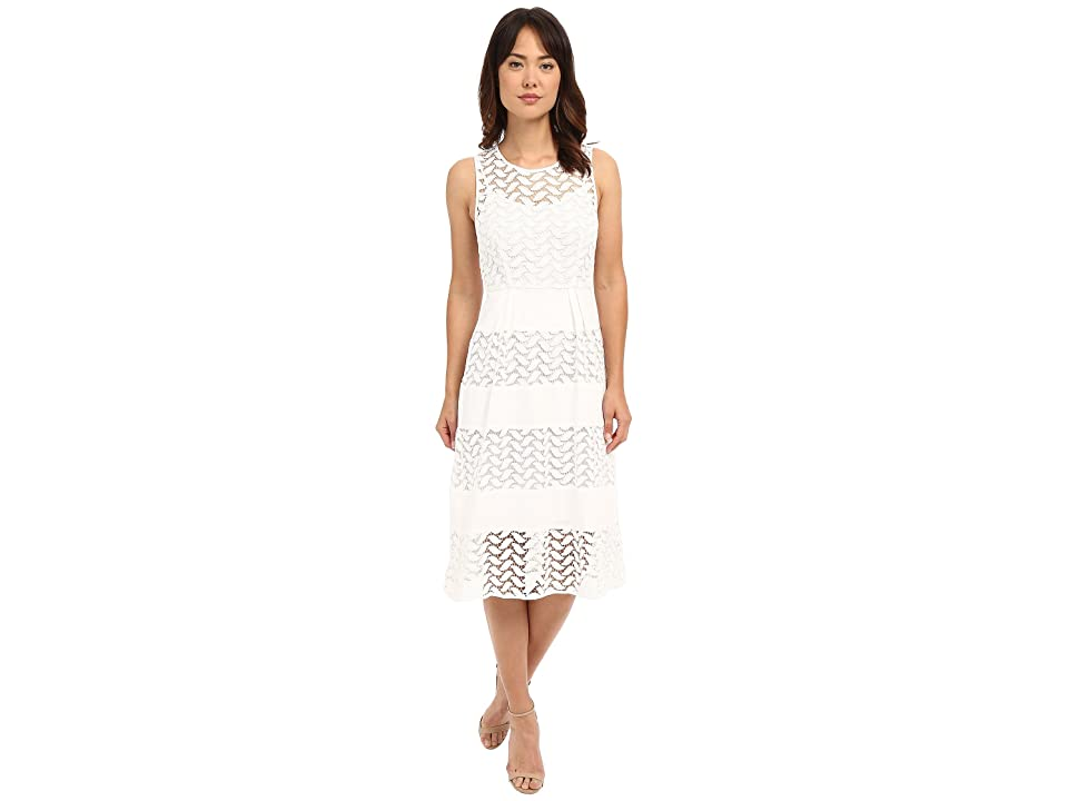 Shoshanna Monica Dress (White) Women