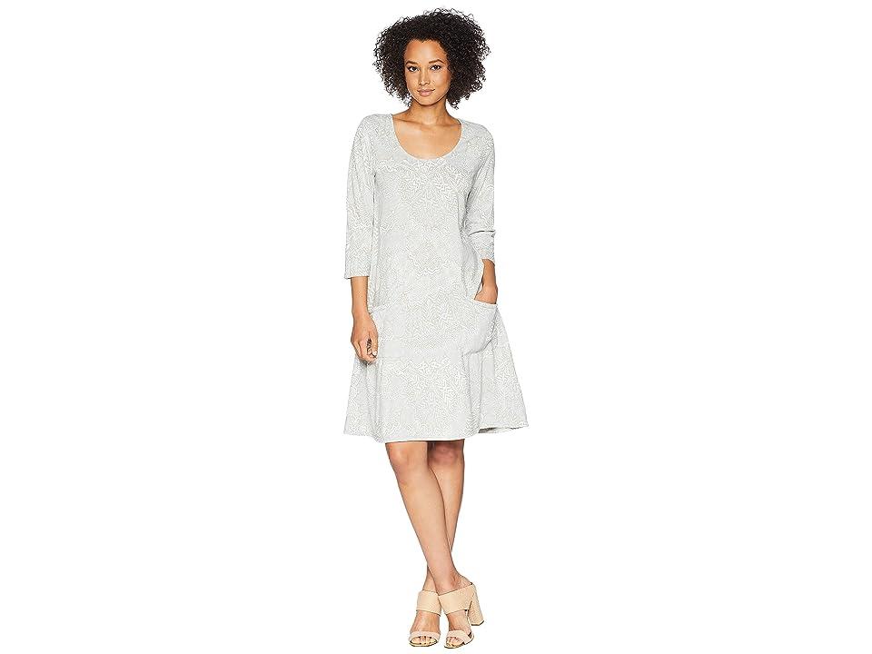 Fresh Produce White Tides Dalia Dress (Slate Grey) Women