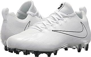 (ナイキ) NIKE メンズフットボール?アメフトシューズ?靴 Vapor Untouchable Pro Lax White/White/Black 8.5 (26.5cm) D - Medium