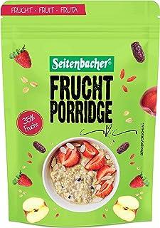 Seitenbacher Frucht Porridge - Dein warmes Frühstück, 2er Pack 2 x 500 g
