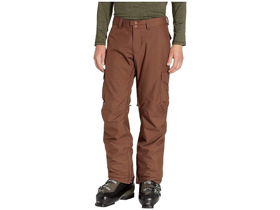 Burton Cargo Pant-Mid (Chestnut) Men
