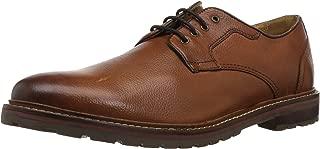 Men's Estabrook Plain Toe Lace Up Oxford Dress Casual Shoe