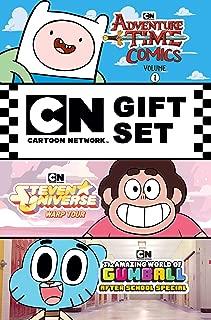 Cartoon Network Graphic Novel Gift Set