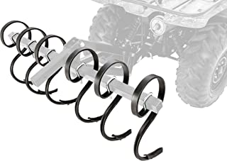 Black Boar ATV/UTV S-Tine Cultivator, for New Ground Preparation or Re-tilling (66007)