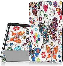 Asng Huawei MediaPad M3 8.4 Case, Tri-Fold Ultra Slim Stand Smart Case Cover for Huawei MediaPad M3 8.0 Octa Core 8.4