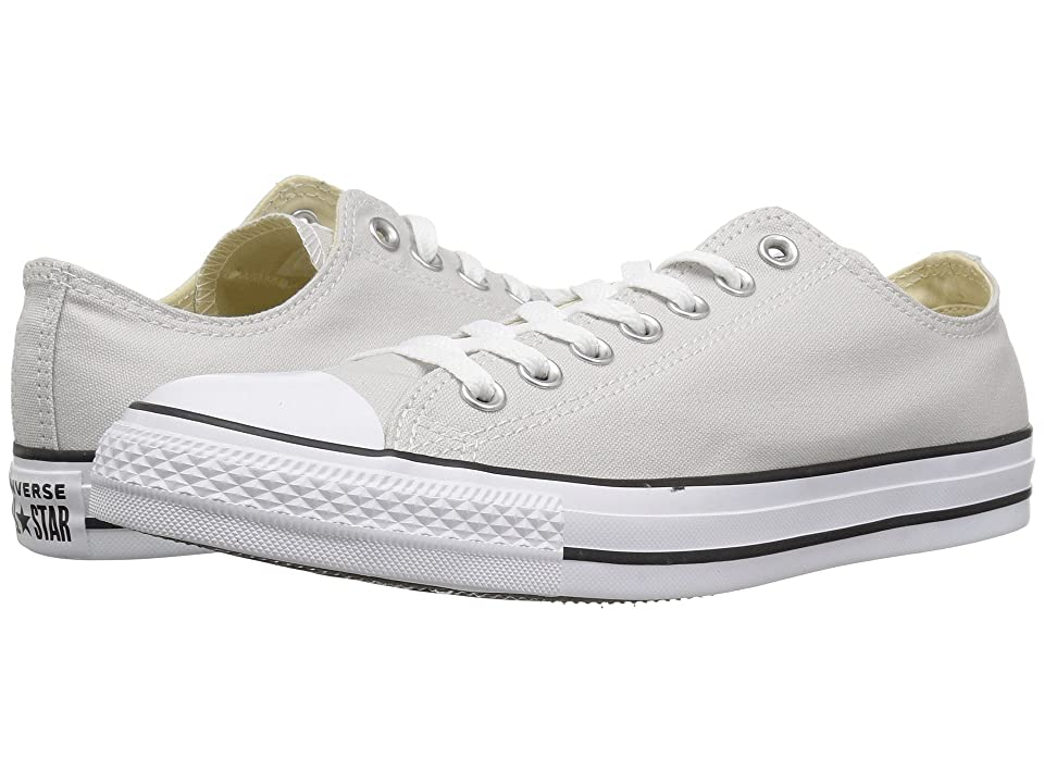 Converse Chuck Taylor All Star Seasonal Ox (Mouse Grey) Athletic Shoes