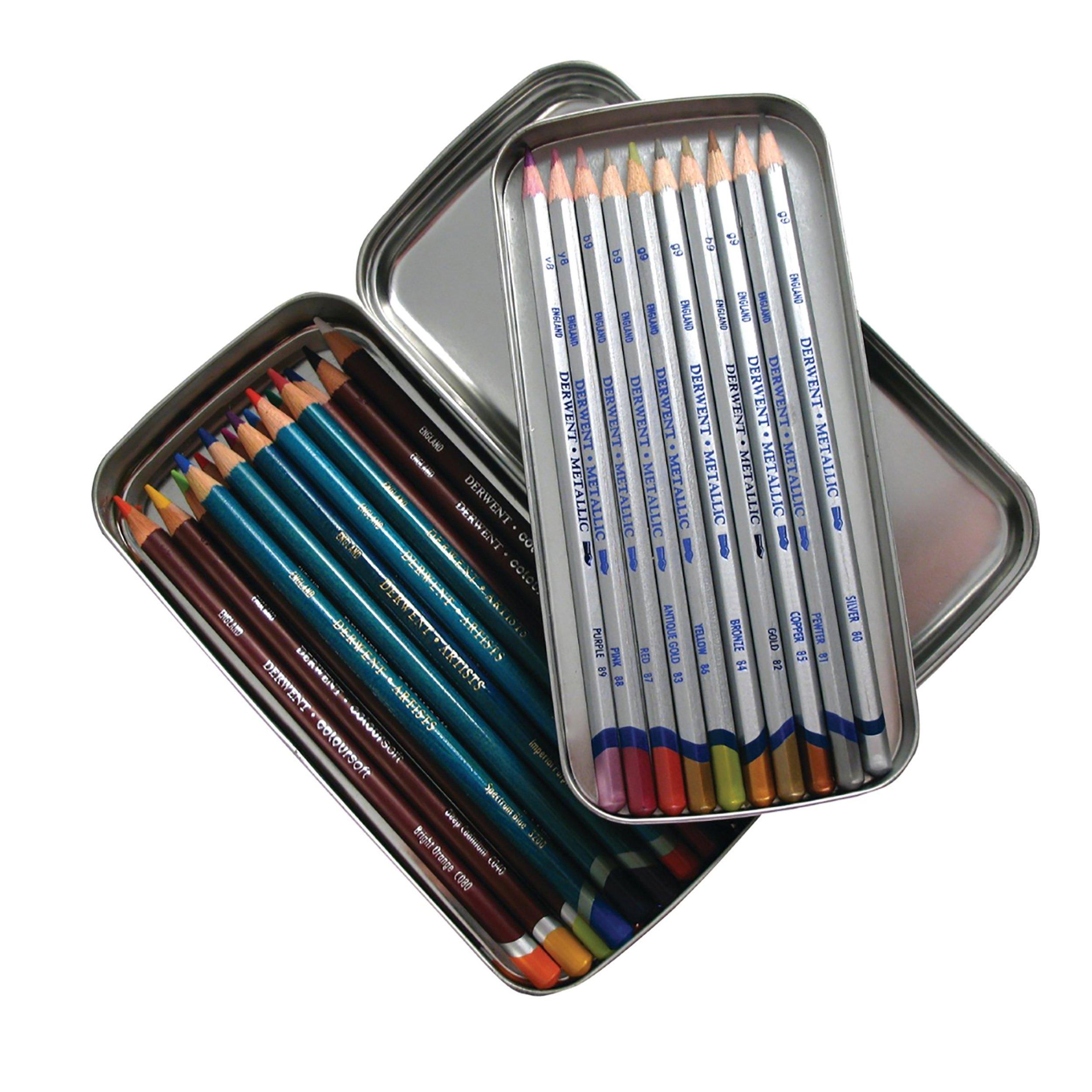 Derwent 2300582 Pencil Tin