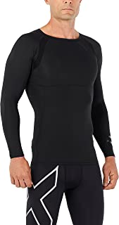 Men's Refresh Recovery Compression Long Sleeve Top