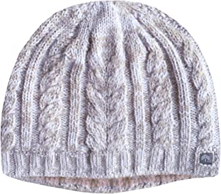 PEEKABOOS Arrow Cable 3.0 Knit Ponytail Hat, Adult/Misses - (Low, Medium, High Hidden Openings)