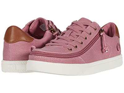BILLY Footwear Classic Lo (Dusty Rose/White) Women