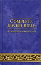 Complete Jewish Bible Hardcover (Updated)