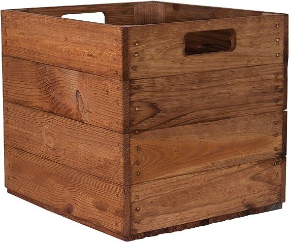 Caja de madera apta para todas las estanterías de paladio ...