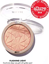Milani Hypnotic Lights Powder Highlighter - Flashing Light (0.3 Ounce) Vegan, Cruelty-Free Face Powder that Contours & Highlights for a Glowing Finish