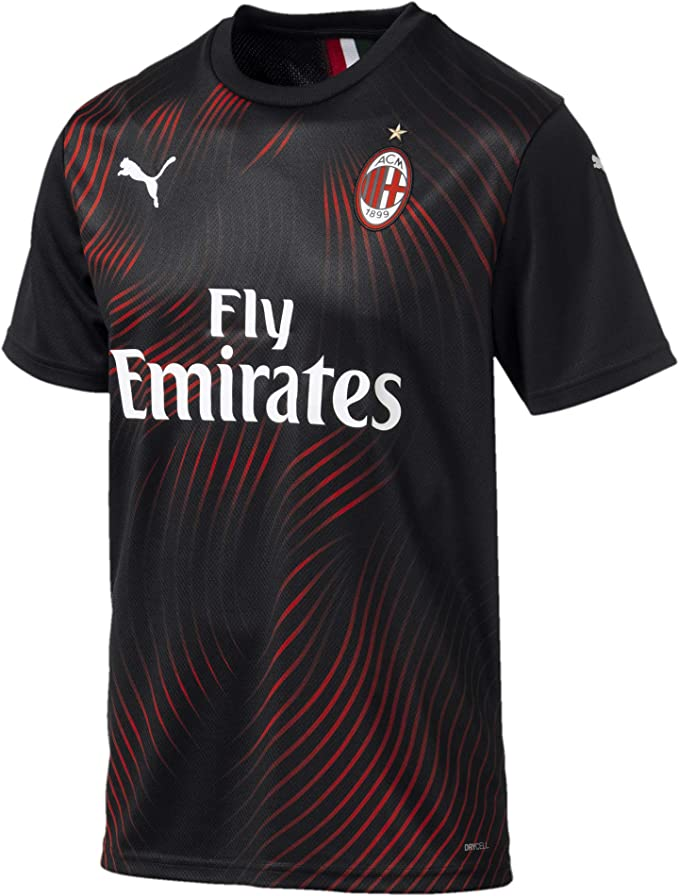 Puma AC Milan Third Replica, Maglia Calcio Uomo