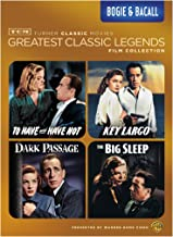 TCM Greatest Classic Legends Collection: (To Have and Have Not / Key Largo / Dark Passage / The Big Sleep)
