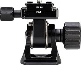 Induro Tripods 484-002 56mm Base TH2 Tilt Head with PL70 (Black)