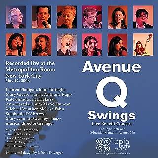 Avenue Q Swings (Feat. Mary Ann Mcsweeney)