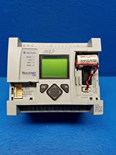 Allen Bradley 1763-L16AWA Series B Rev B FRN 5.0 MicroLogix 1100 Controller