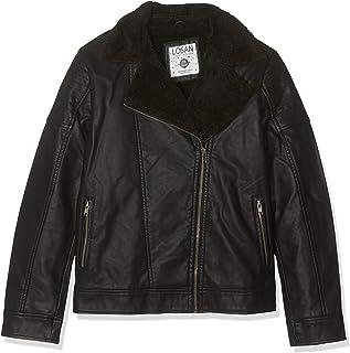 losan 924-2000AA Abrigo, Negro (Negro 063), 12 años (Tamaño del Fabricante:12) para Niñas