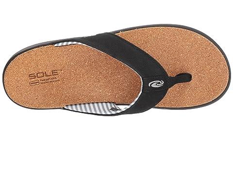 SOLE carbón casual SOLE casual flips flips a4wUZ4qH